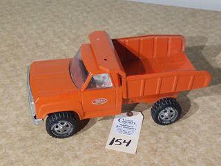 Tonka U S A  orange dump truck