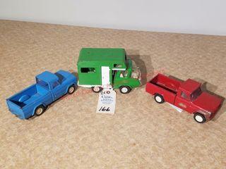 Tonka Jeep Pickup blue