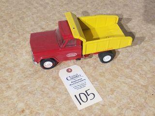 Tonka dump truck mid size