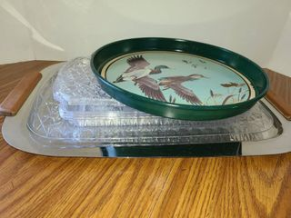 7 Serving Trays