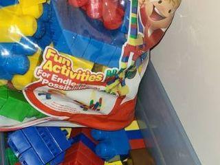 Toys  Mega Blocks