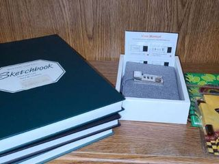 Sketch Books  Diaries  Diary with combination lock
