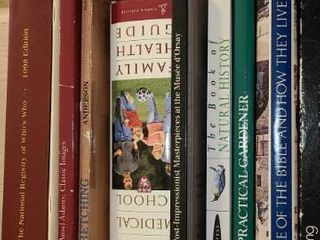 Assorted Books  From Harvard Medical School Family Health Guide  is one of the Books