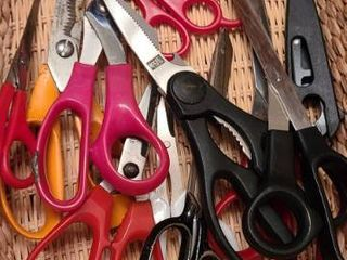 Scissors  11 pair of Scissors