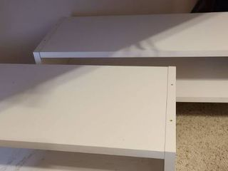 2 Shoe Holders or 2  Shoe Stands  11 5 x 22 x 11