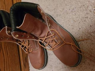 Texas Steer Work boots  Size 10 5