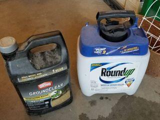 Ortho groundclear  full  Roundup  1 2
