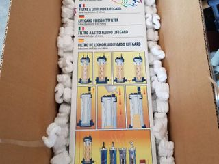 life Gard fluidized bed filter  new in box