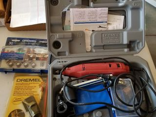 Chicago Rotary Tool with Case