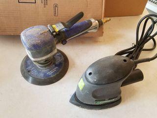 Kobalt sander and Genesis sander