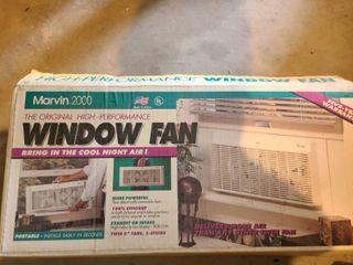 High Performance Window Fan