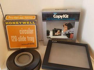 Slide tray and Sima copy kit
