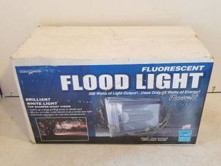 Flood light  unopened