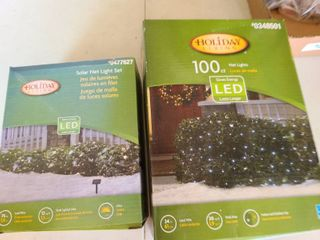 Solar Net light Set