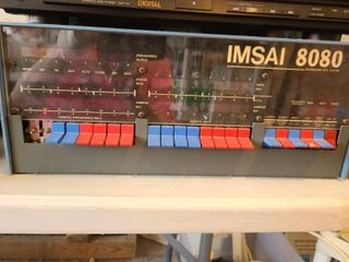 IMSAI  8080 Microcomputer System