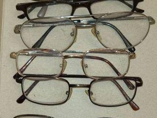 9 Pair of Glasses