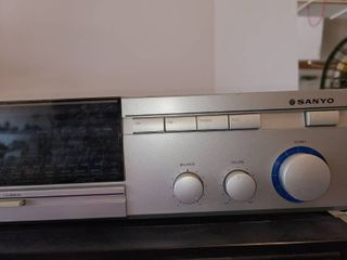 SANYO AM FM Stereo Receiver