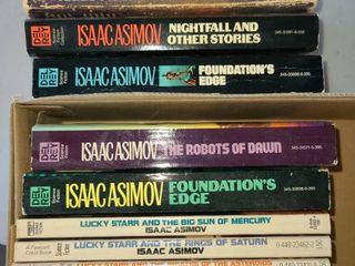 Books by ISAAC ASIMOV