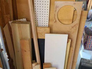 Misc  Scrap Wood