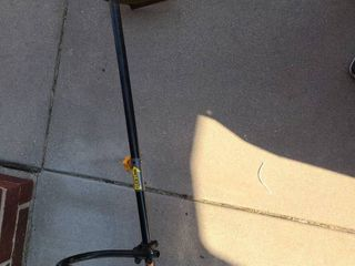 RYOBI Weedeater with 31cc 18  also comes with string