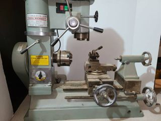 CENTRAl MACHINERY Multi Purpose Machine Centre  ITEM IS lARGE AND HEAVY  PlEASE BRING HElP