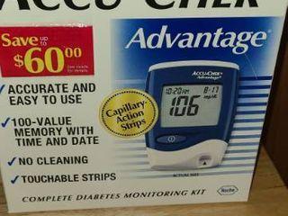 ACCU CHEK Complete Diabetes Monitoring Kit