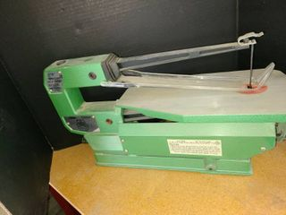 CENTRAl MACHINERY 16  Scroll Saw