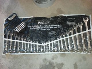 Pittsburgh Wrench Sets