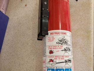 Fire Extinguisher  KIDDE FIRE AWAY  3lbs  8 oz