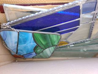 Box of Stain Glass  Glass Cutters