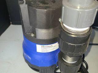 HIMDOX Submersible pump