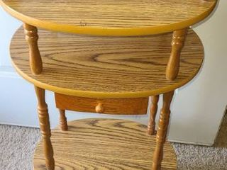 Small Side Table  28 x 15 x 12