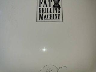 George Foreman  lean Mean Fat Grilling Machine