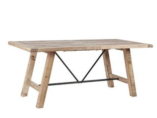 Sonoma Dining Table   Natural