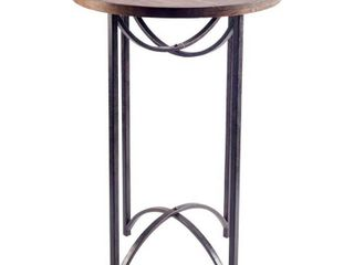 Mercana Modern Accent Table   Brown