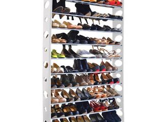 Maison Condelle Studio 707 10 Tier Shoe Rack