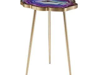 Harper Blvd Nepova Contemporary Stone Accent Table