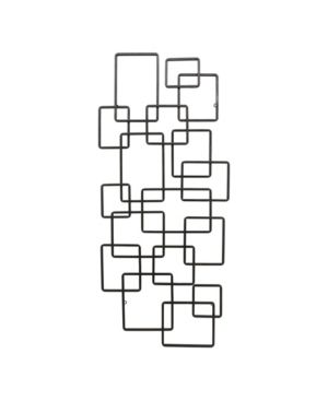 Moe s Home Collection Steel Squares Wall Decor