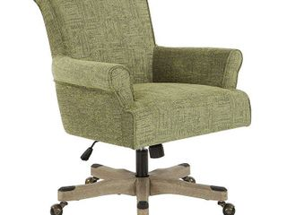 Megan Office Chair   Olive Green
