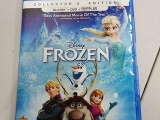Disney s Frozen 1 and Frozen 2