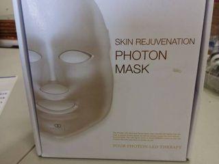 project e beauty skin rejuvenation Photon mask