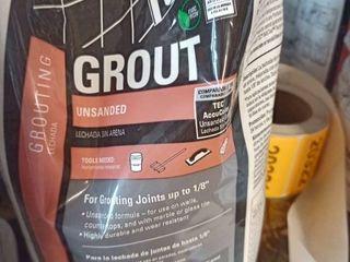 Tec Unsanded Grout Sandstone Beige 10 lb bag