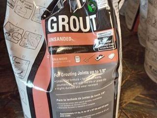 Tec Unsanded Grout Espresso 10 lb bag