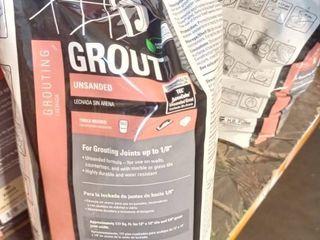 Tec Unsanded Grout Almond10 lb bag