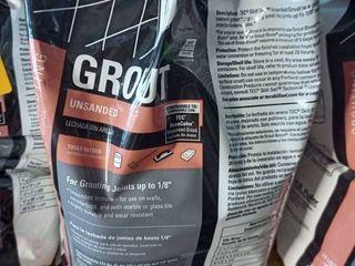 Tec Unsanded Grout Delorean Gray 10 lb bag