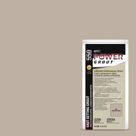 TEC Power Grout 10 lb Sandstone Beige Sanded Powder Grout