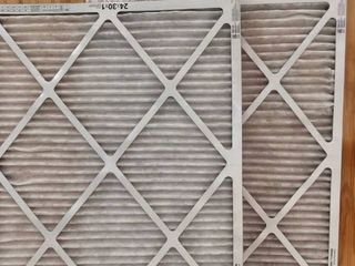 Filtrete Electrostatic Air Cleaning Filter  24x30x1  set of 2