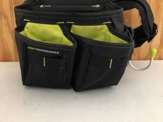 AWP Performance Tool Belt with Detachable Shoulder Straps