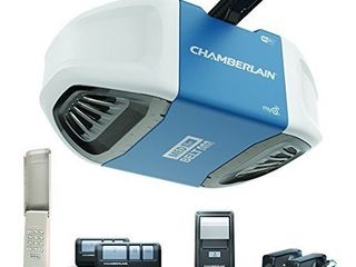 Chamberlain B550 1 2 HP MyQ Wi Fi Belt Drive Garage Door Opener
