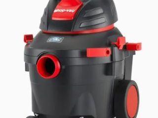 Shop vac 4 gallon 5 5 hp Shop Vacuum